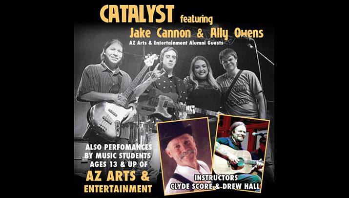 AZ Arts and Entertainment and the Elks Theatre are proud to present this Youth Music Concert at the Elks Theatre Performing Arts Center, 117 E. Gurley St. in Prescott at 3 p.m. on Sunday, Nov. 3. (Elks Theatre Performing Arts Center)