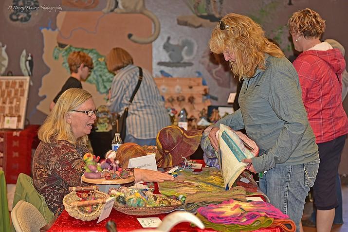 13th annual Highlands Holiday Bazaar at Highlands Center for Natural History. (Nancy Maurer Photography/Courtesy)