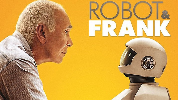 Enjoy a free screening of Robot & Frank at the Prescott Public Library, 215 E. Goodwin St. from 5 to 7 p.m. on Wednesday, Nov. 6. (Prescott Public Library)