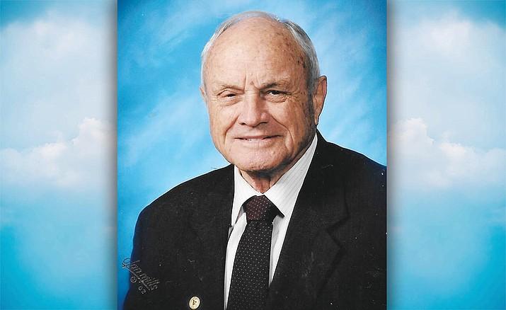 """Pastor Henry """"Bud"""" Roufs"""