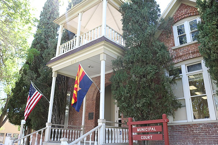 Kingman Municipal Court wants to use close to $20,000 from the Court Enhancement Fund to replace flooring, a matter that Council could vote on Tuesday, Nov. 5. (Daily Miner file photo)