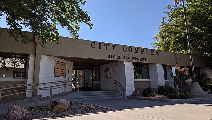 City utility billing and the rest of the City Complex will have longer hours throughout the week, but will be closed Fridays starting Jan. 6. (Daily Miner file photo)