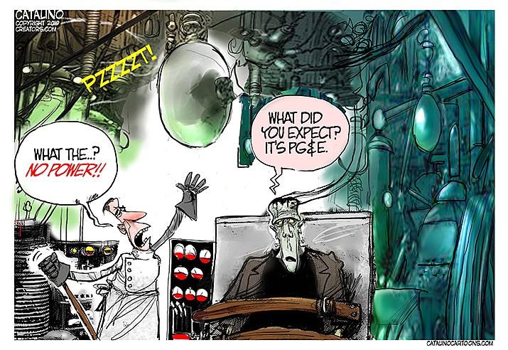 Editorial Cartoon | Nov. 5, 2019