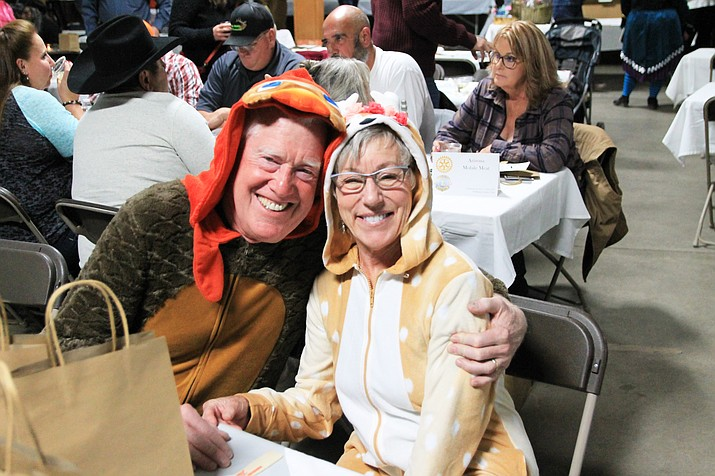 The 20th annual Williams Rotary Western Auction was a big success. (Wendy Howell/WGCN)