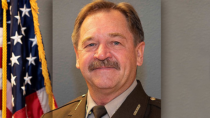 Sheriff Scott Mascher announced on Tuesday, Nov. 5, 2019, he plans to retire after his term ends in December 2020. (Yavapai County Sheriff's Office)
