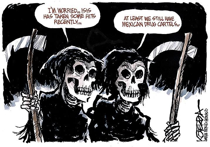 Editorial Cartoon | Nov. 7, 2019