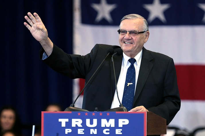 Aides to former Maricopa County Sheriff Joe Arpaio willfully defied a court order to halt immigration sweeps targeting Latinos. (Photo by Howard Fischer/Capitol Media Services)