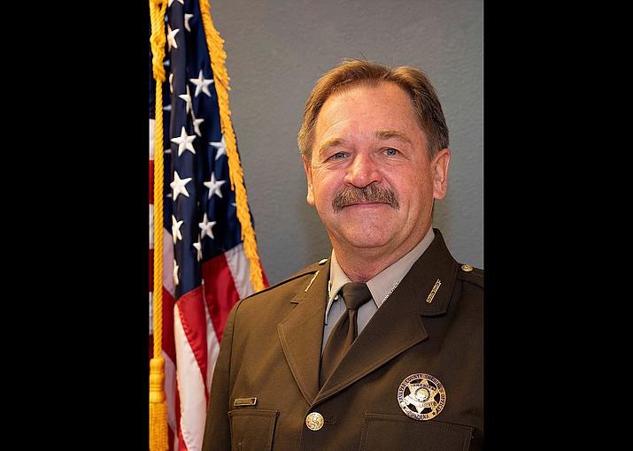 Yavapai County Sheriff Scott Mascher