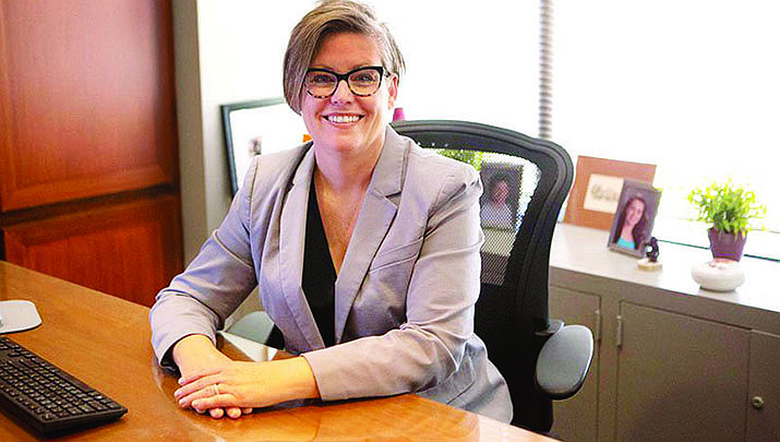 One of the goals for Secretary of State Katie Hobbs is to register more voters and encourage them to become engaged in their elections. (Annika/Cronkite News)