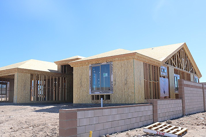 Mohave County issued eight building permits for the week ending Friday, Nov. 1. (Photo by Travis Rains/Kingman Daily Miner)