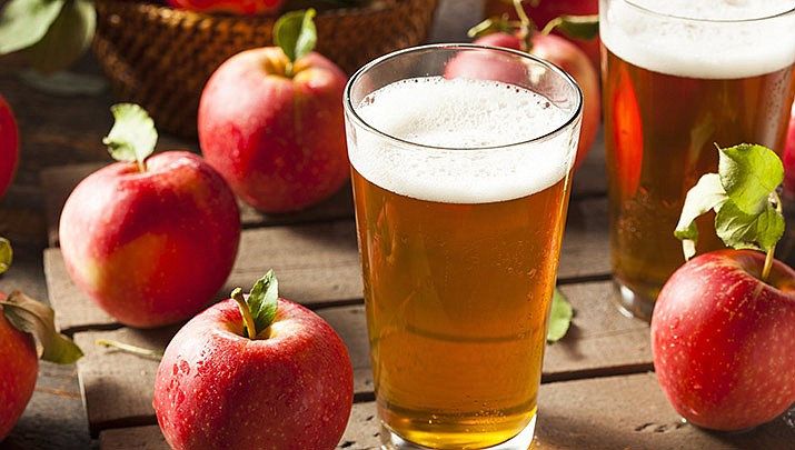 Discover the science behind cider production at the Cider Science Happy Hour at Highlands Center for Natural History, 1375 S. Walker Rd. in Prescott from 4:30 p.m. to 6:30 p.m. on Thursday, Nov. 14. (Stock image)
