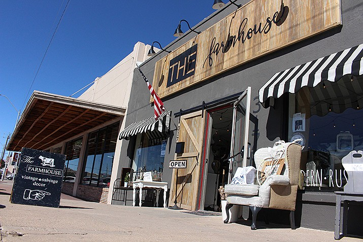 Shop Small Saturday falls on Nov. 30, and the Kingman business community is set to participate. (Daily Miner file photo)