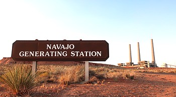 Navajo Generating Station, longest running coal plant on Navajo Nation, shuts down photo