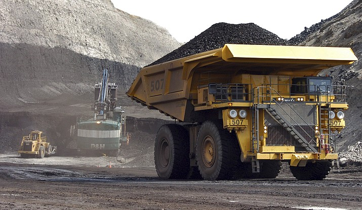 Navajo Nation says company purchased three coal mines in Wyoming and Montana without informing the tribe. (Matthew Brown/Associated Press)