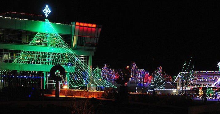 Holiday Festival of Lights begins Dec. 6 at Civic Center (File photo)