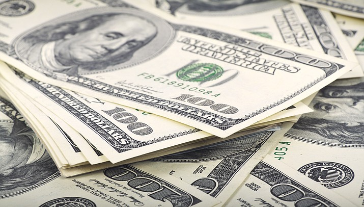 The federal budget deficit hit $134.5 billion in October due to record spending. (Adobe Image)