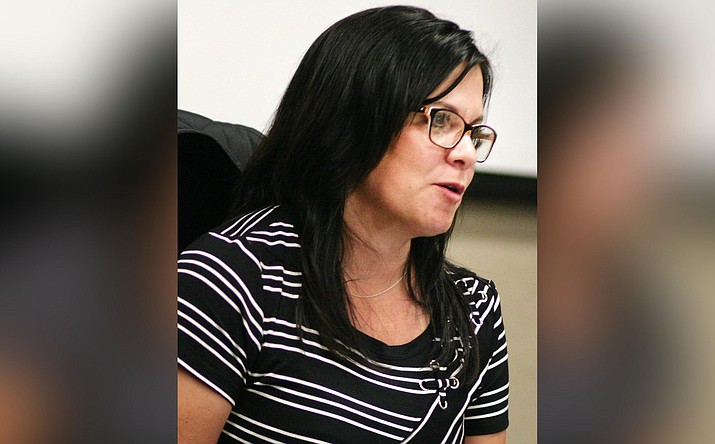 """In her Nov. 12 letter, JoAnne Cook explained that although it has """"been an honor and a pleasure to serve the community and the district"""" the past seven years, she has """"other commitments requiring her time and attention."""" VVN/Bill Helm"""