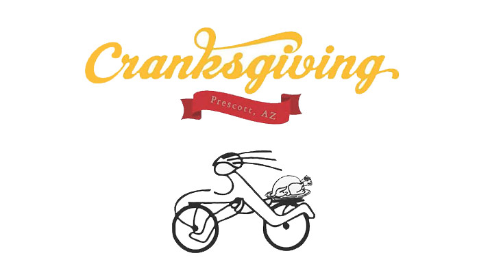 'Cranksgiving' bike-mounted food drive benefits Prescott Community Cupboard, Nov. 17. - The Daily Courier