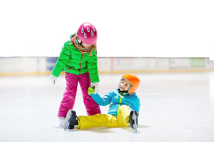 Ice Skating, Nov. 16-Jan 1, Findlay Toyota Center, 3201 N. Main St. www.findlaytoyotacenter.com.