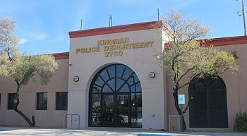 Kingman Police looking for a few good officers photo