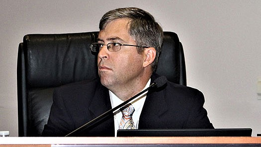County Attorney Ryan Esplin (Photo by Agata Popeda/Daily Miner)