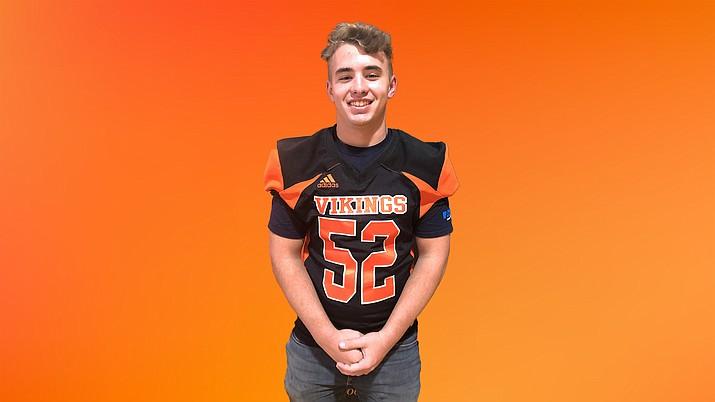 Sean Scott is a senior at Williams High School. (Wendy Howell/WGCN)