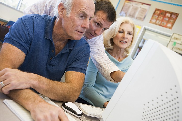 The Prescott Computer Society is available to train and answer any of your questions about technology at the Prescott Public Library, 215 E. Goodwin St., Training Lab from 10 a.m. to 11 a.m. every Tuesday. (Stock image)