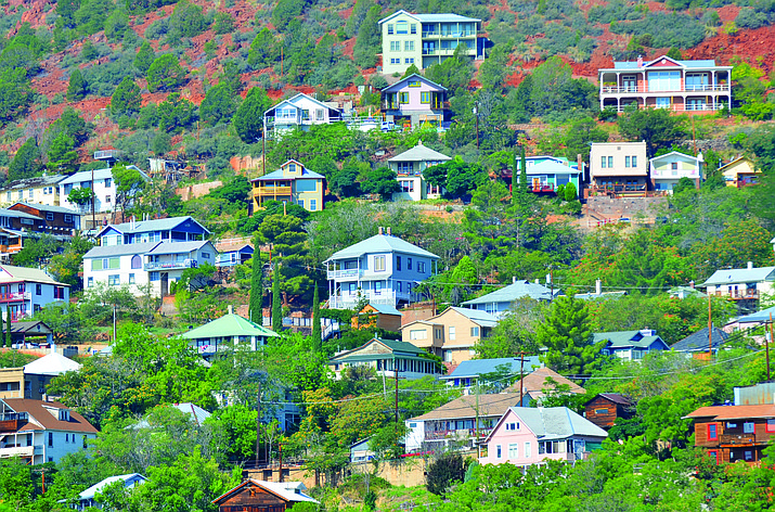 The Town of Jerome is encouraging residents to attend a special joint-workshop on Monday at 5 p.m. to priorities goals for the town's future. VVN file/Vyto Starinskas