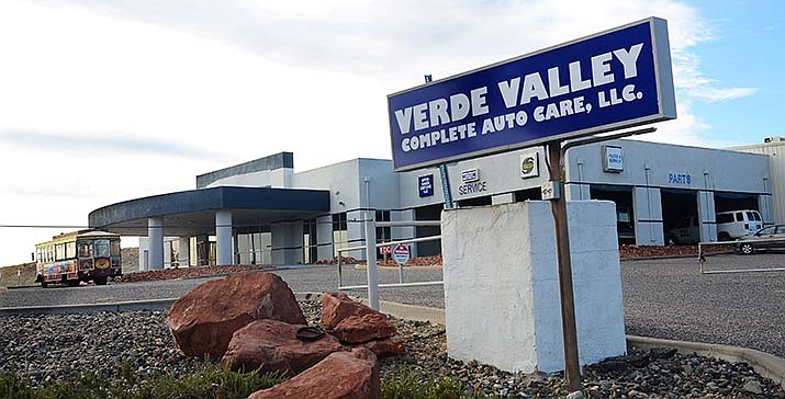 Verde Valley Complete Auto Care is offering complete car service, maintenance, repair body work and painting. VVN/Vyto Starinskas