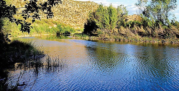 The Nina Mason Pulliam Charitable Trust has donated almost $5 million through the years to aid with various Verde River projects, including $600,000 to the Nature Conservancy in Arizona and Friends of the Verde River that was announced this week. File photo
