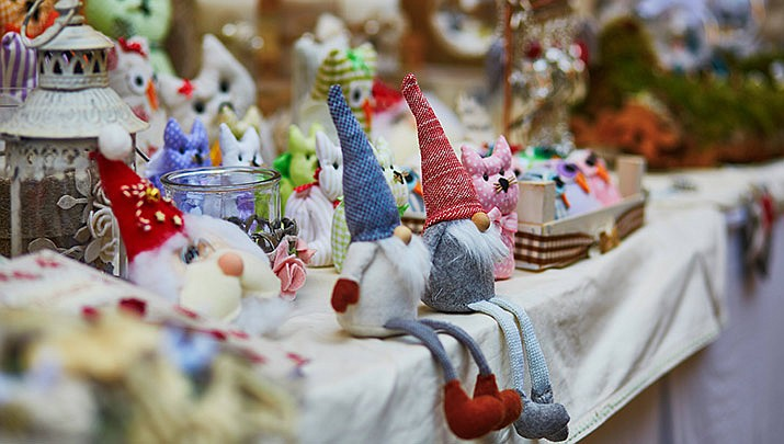 Come out and get some holiday shopping done at the 8th annual Holiday Bazaar at Kingman Elks Lodge 468, 900 Gates Ave. from 9 a.m. to 2 p.m. on Nov. 23. (Stock image)