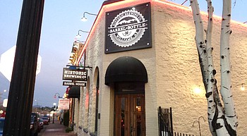 "Historic Brewing Company ""hops"" into beer history photo"