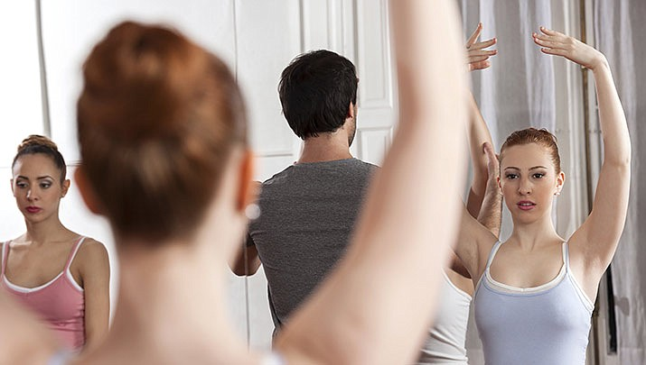 Paul Destrooper, Artistic and Executive Director and Choreographer of Ballet Victoria is offering free ballet classes at Yavapai College Prescott Campus on Friday, Nov. 22. (Stock image)