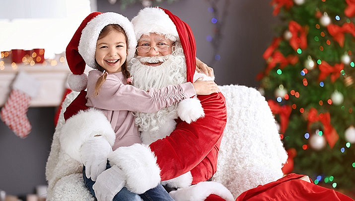 Bring a donation of a non-perishable food item and get your picture taken with Santa and Mrs. Claus at the Loyal Order of Moose Post 1704, 302 Monroe St. in Kingman from 3 to 6 p.m. on Saturday, Nov. 30. (Stock image)