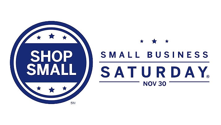 Be a part of the 10th annual holiday shopping tradition that helps bring communities together in support of their favorite small businesses. Shop Small on Saturday, Nov. 30. (American Express)