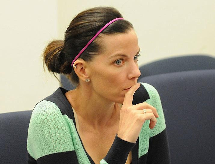 Arizona Sen. Michelle Ugenti-Rita, R-Scottsdale. (Howard Fischer/Capitol Media Services, file)