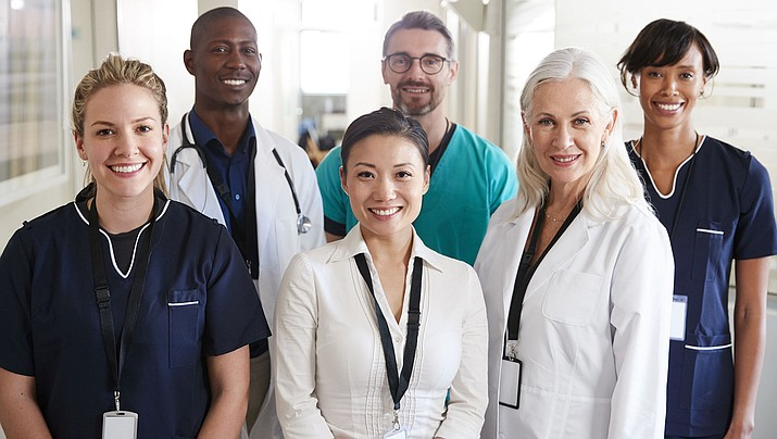 Up to 94 students will get scholarships on campuses in Phoenix and Tucson, the UA Colleges of Medicine said. (Adobe Image)