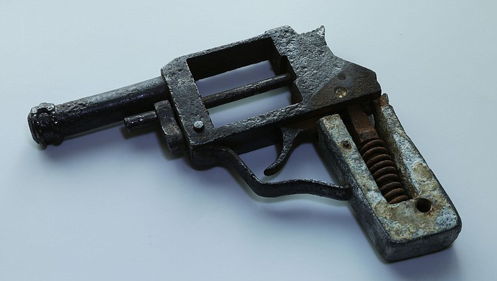 """These """"ghost guns"""" have long been popular among hobbyists or gun enthusiasts. (Adobe Image)"""