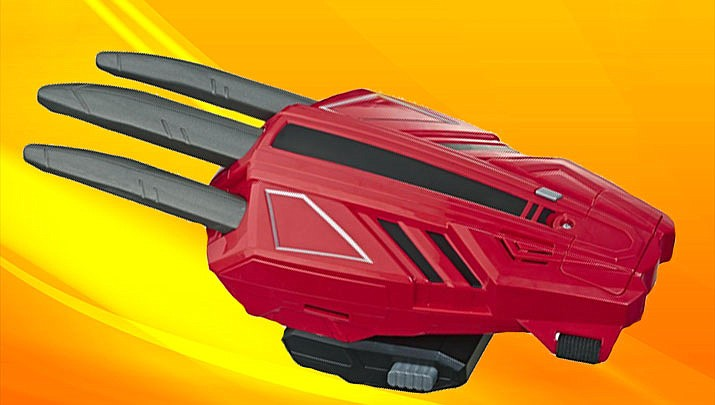 The Power Rangers claw is one of the toys flagged by the Word Against Toys Causing Harm organization. (Courtesy photo)