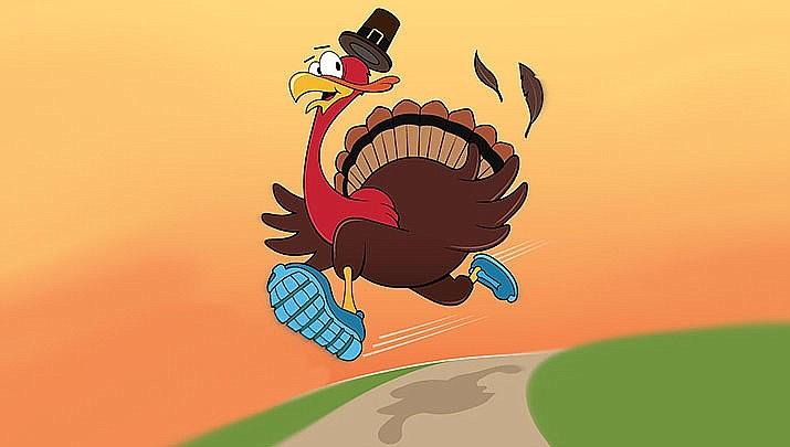 Northern Arizona Events and Granite Orthopaedics presents the Turkey Day 5K and Family Fun Run on Thursday, Nov. 28. (Stock image)