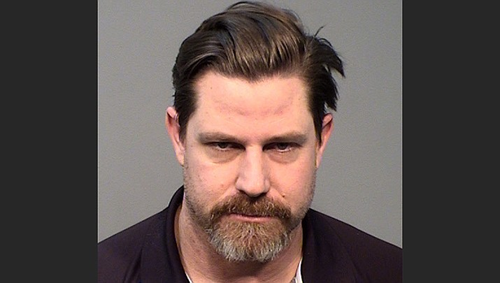 Victor Clemons (Yavapai County Sheriff's Office photo)