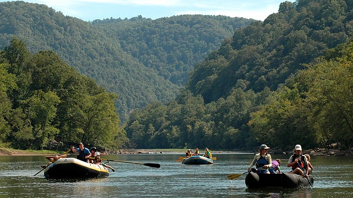 West Virginia sportsmens groups are opposing the designation of New River Gorge National River as a national park. (Photo/NPS)