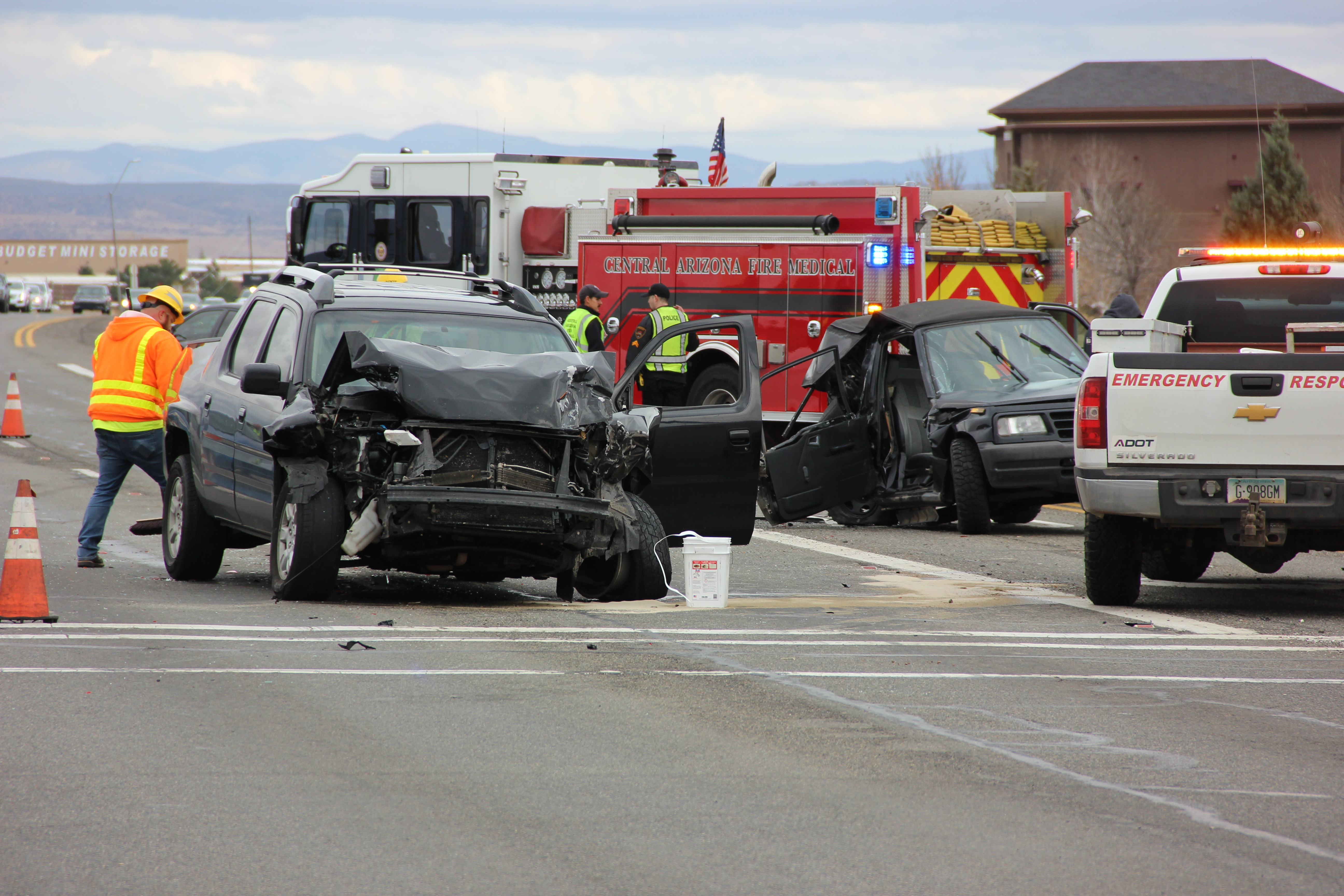 Police: Impaired Driver Causes 5-vehicle Crash On Highway