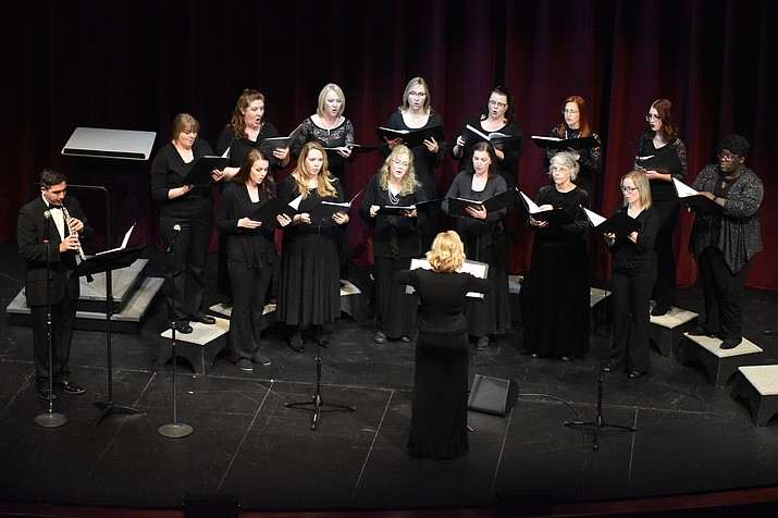 Yavapai College Women's Chorale (Courtesy)