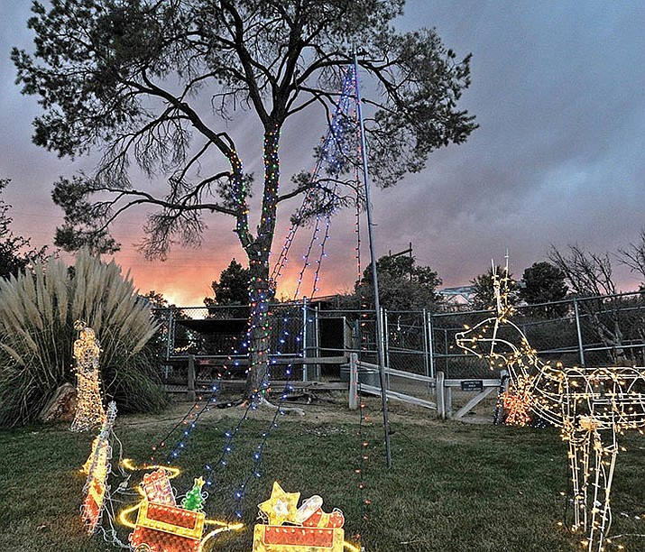 Wild Lights and Animal Sights, 6 p.m. Friday and Saturday evenings through Saturday, Dec. 28, Heritage Park Zoological Sanctuary, 1403 Heritage park Road. Admission is $5 for members and $8 for nonmembers. www.heritageparkzoo.org.