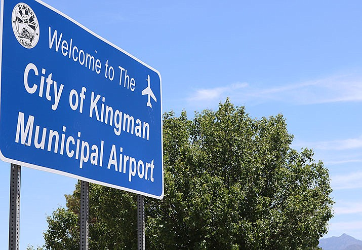 The City of Kingman is inviting the public to learn about all that's happening at the Kingman Municipal Airport. (Daily Miner file photo)