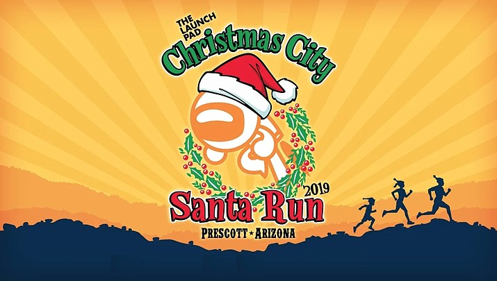 The Launch Pad Teen Center in Prescott is putting on the inaugural Christmas City Santa Run on Saturday, Dec. 14, 2019. Register at: tinyurl.com/wgf4om5 (Launch Pad Teen Center)