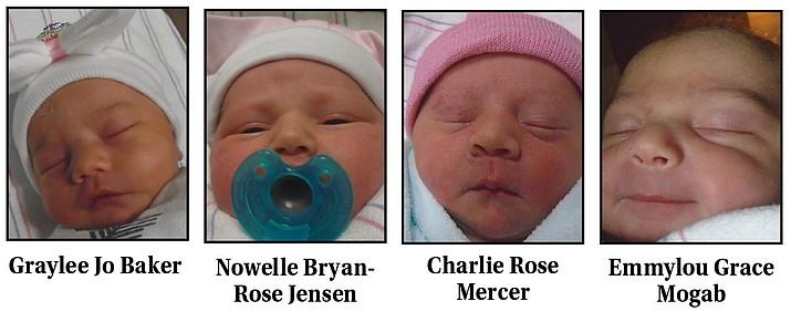 Birth announcements: Week of Dec. 1, 2019 (b)