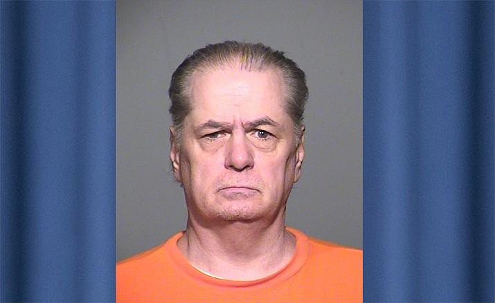 Barry Lee Jones (Arizona Department of Corrections photo)