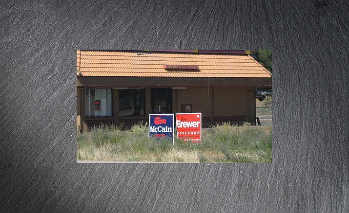 Arizona House Bill 2028 would increase the time allowed for campaign signs in the public right-of-way from 60 days to 120 days. (Miner file photo)